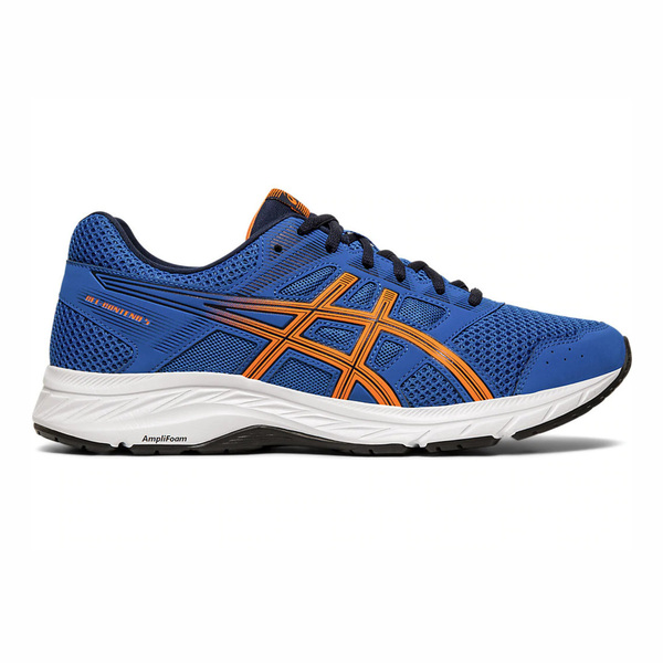 Details about Asics GEL Contend 5 [1011A256 404] Men Running Shoes Lake DriveSun Coral