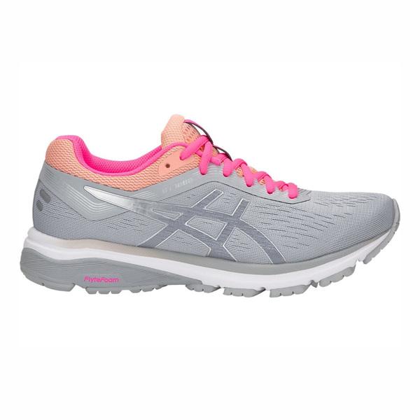 2695483c Details about Asics GT-1000 7 [1012A030-022] Women Running Shoes Mid  Grey/Silver-Pink