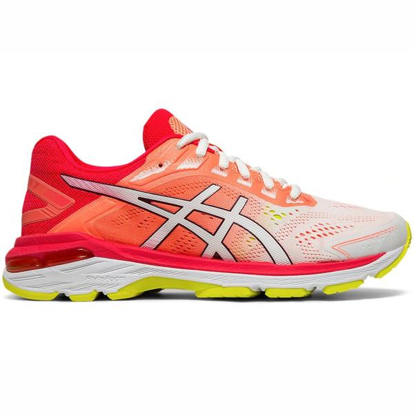 Details about Asics GT 2000 7 [1012A610 100] Women Running Shoes WhiteLaser Pink