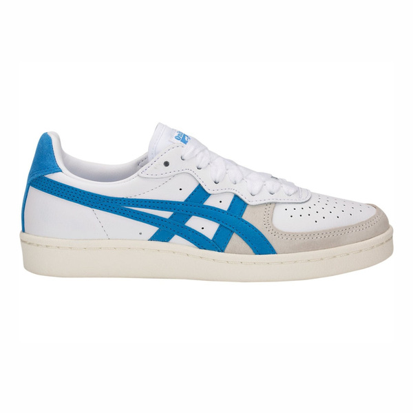 Details about Asics Onitsuka Tiger GSM [1182A076 103] Women Casual Shoes WhiteAzul Blue
