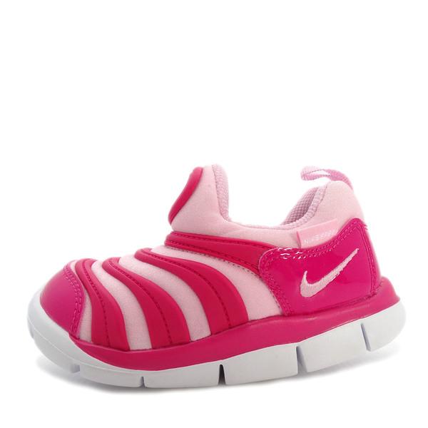 Details about Nike Dynamo Free TD [343938 626] Toddlers Running schuhe Rush PinkWhite
