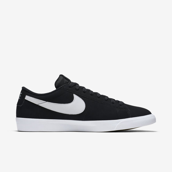 e8fcf1989cae Nike Blazer Low 09 ND  371760-029  Men Casual Shoes Black White