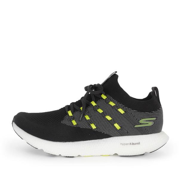Men Running Shoes Black/Volt