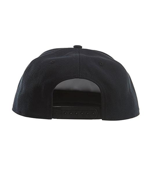 Nike True Futura Snapback  614590-010  Hat Black White 887229326452 ... 4af5d60dc04f