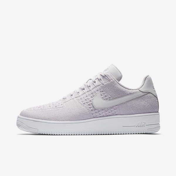 Nike AF1 Ultra Flyknit Low [817419-500] Men Casual Shoes Light Violet/White