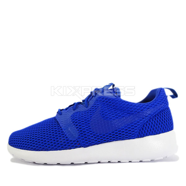 Nike Roshe One HYP BR [833125-401] NSW Casual Racer Blue/White
