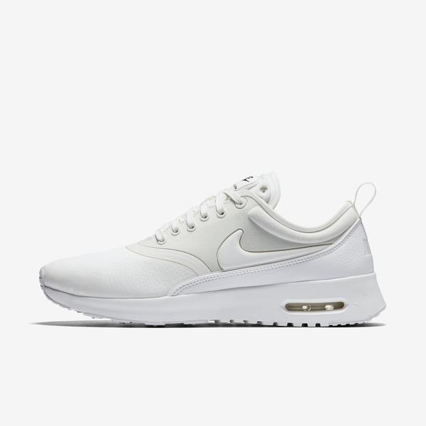 Nike W Air Max Thea Ultra PRM [848279-100] Women Casual Shoes Triple White