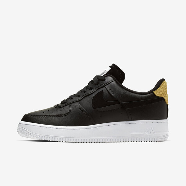 Details about Nike WMNS Air Force 1 07 LX [898889 014] Women Casual Shoes BlackAnthracite