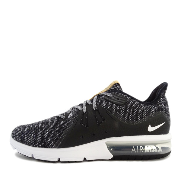 Buy Nike Grey Air Max Sequent 3 Shoes for Men Online in India