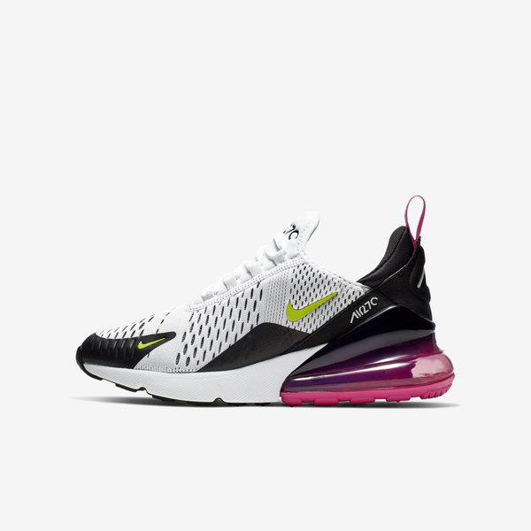 Nike Air Max 270 Flyknit | White | Sneakers | AO1023 102
