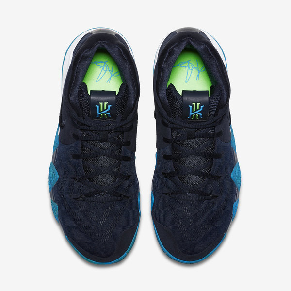 Nike Kyrie 4 EP  943807-401  Men Basketball Shoes Irving Think Twice ... d54549719