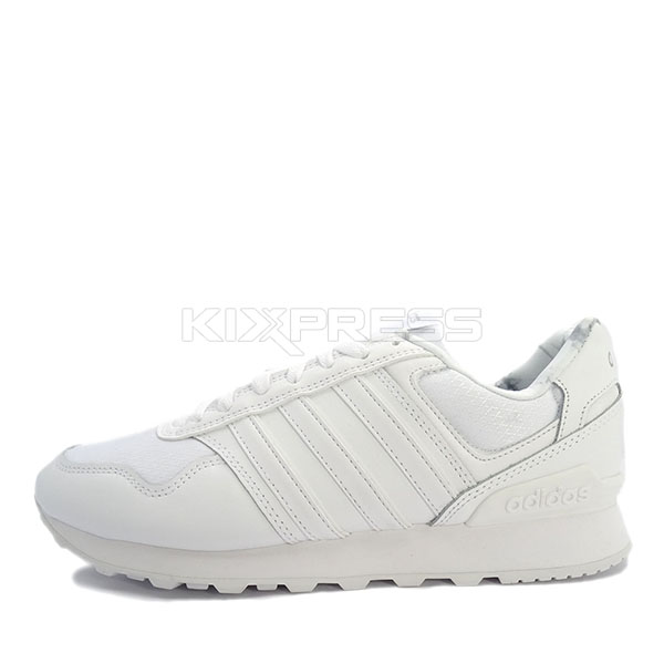 Details about Adidas NEO 10K [AC7588] Men Casual Shoes Triple White