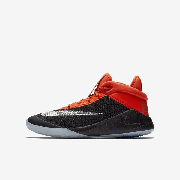 99318a2d0006bb Details about Nike Future Flight GS  AH3430-001  Kids Basketball Shoes  Black Chrome-Orange