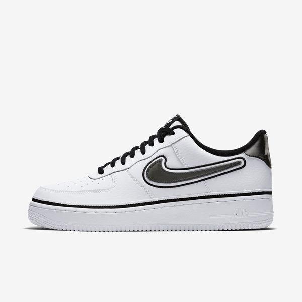 Detalles acerca de Nike Force 1 07 LV8 Sport Air [AJ7748 100] Hombres Informal Zapatos Espuelas BlancoNegro mostrar título original