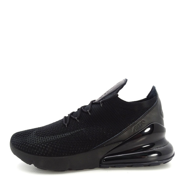 bc7a674a162 Details about Nike Air Max 270 Flyknit  AO1023-005  Men Casual Shoes Black  Anthracite