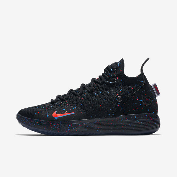 Clothing, Shoes & Accessories Latest Collection Of Nike Zoom Kd11 Ep Xi Just Do It Kevin Durant Black Men Shoes Sneakers Ao2605-007 Men's Shoes