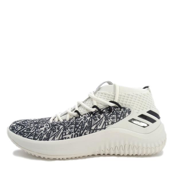 brand new 1dda0 a5367 Details about Adidas Dame 4 AQ0597 Men Basketball Shoes Damian Lillard  WhiteBlack