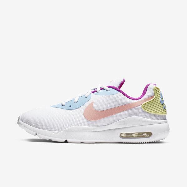 Schuhe Sportschuhe Sneaker Nike Air Max Thea 41 Corall Lachs