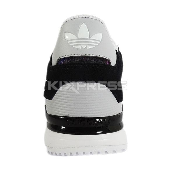 a02a0ad93f7a Adidas Originals ZX 750  AQ3184  Men Casual Shoes Black Grey-White ...