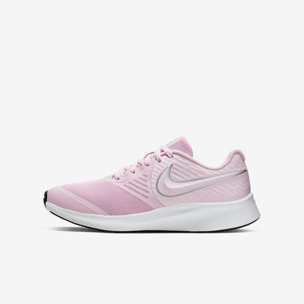 Women's Nike Free 4.0 V3 Dusty Grey Volt Running Shoes