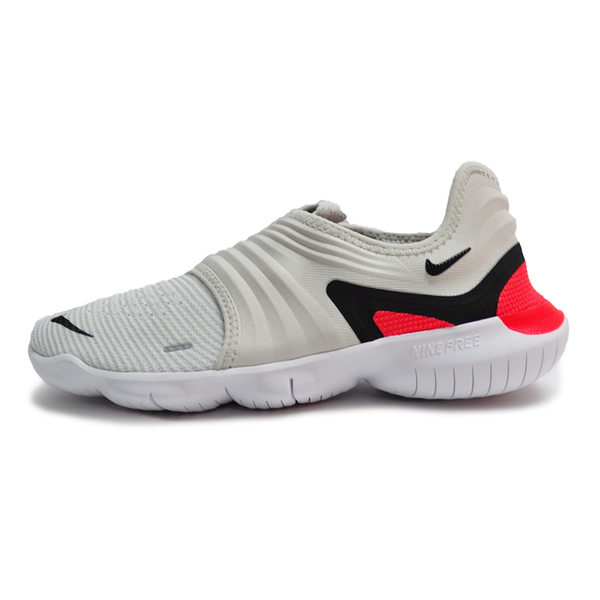 Details about Nike Free RN Flyknit 3.0 Vast GreyBlack White AQ5707 002 Men's Size 8.5