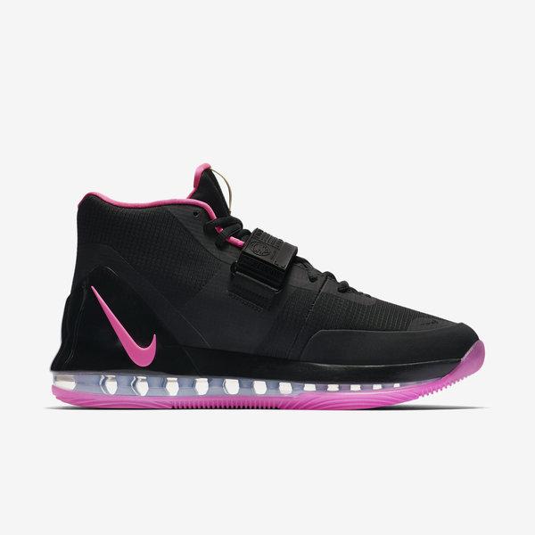 Dettagli su Nike Air Force Max EP [AR0975 004] Men Basketball Shoes Anthony Davis BlackPink