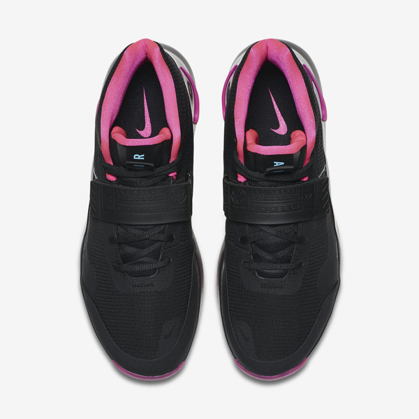 Details about Nike Air Force Max EP [AR0975 004] Men Basketball Shoes Anthony Davis BlackPink