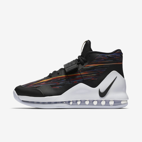 Details about Nike Air Force Max EP [AR0975 100] Men Basketball Shoes Anthony Davis White