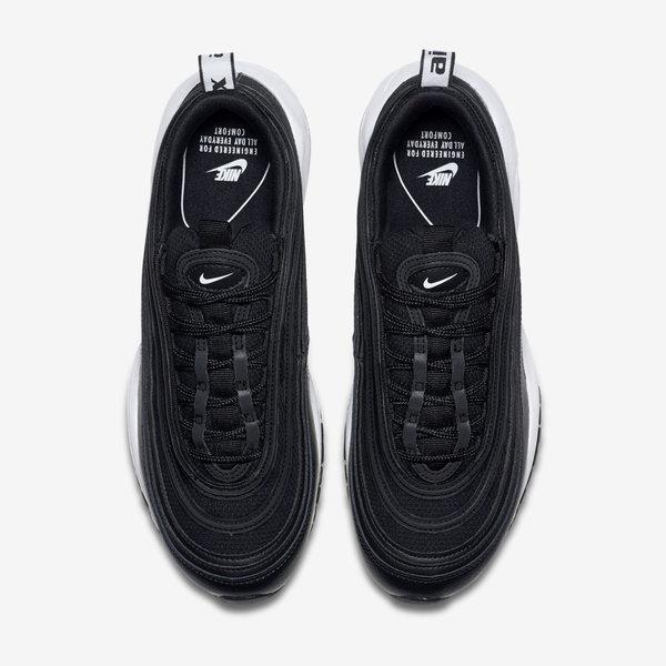d4ffea79245 Nike W Air Max 97 LX  AR7621-001  Women Casual Shoes Black White