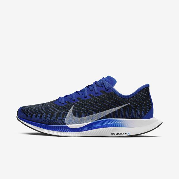 Nike Men's Air Zoom Pegasus 36 Running Shoes BlackGreenWhite