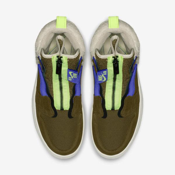Nike WMNS Air Jordan 1 High Zip Up  AV3723-300  Women Casual Shoes ... c3687b3b3