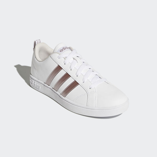 Adidas NEO VS Advantage CL W  AW3865  WomeCasual Shoes White Vapor ... 03e86548e14