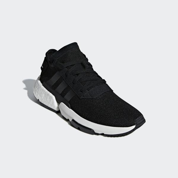 Adidas Originals POD-S3.1  B37366  Men Casual Shoes Black White   eBay 9f8a94be6ca