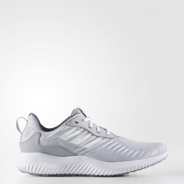 f4349ca6ef206 Adidas Alphabounce RC M  B42857  Men Running Shoes Clear Grey White