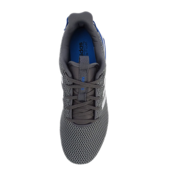 Details about Adidas Cloudfoam Racer TR [B43642] Men Training Shoes GreyWhite Blue