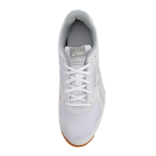 Asics Upcourt 2 2 [B705Y 0193] Chaussures hommes Upcourt de badminton de volleyball pour hommes Blanc 8a5de26 - kyomin.website