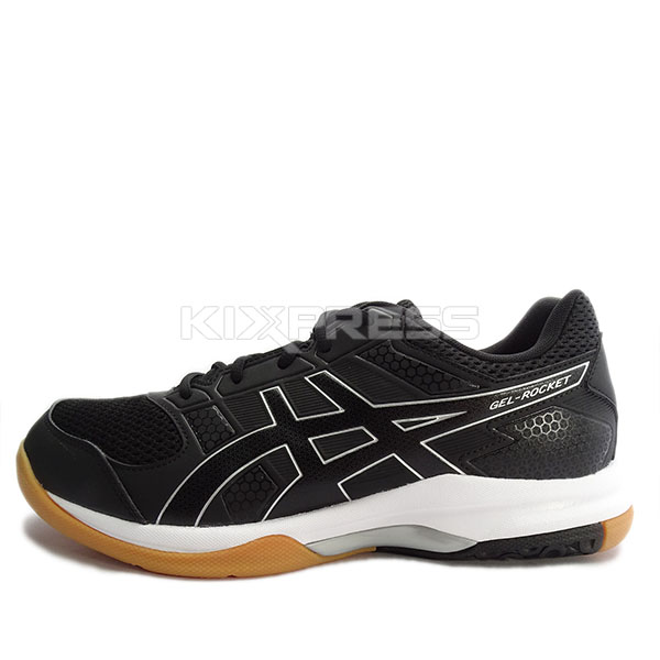 Details about Asics GEL Rocket 8 [B706Y 9090] Men Volleyball Badminton Shoes BlackBlack White