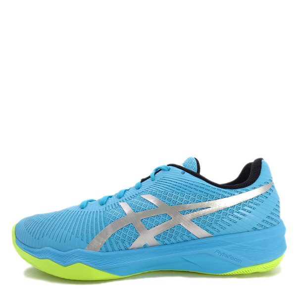 Details about Asics Volley Elite FF [B751N 400] Women Volleyball Shoes AquariumSilver