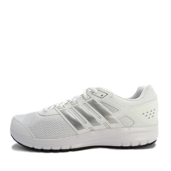 Adidas Duramo Lite M [Ba8105] Uomini Scarpe Bianco / Nero D'argento
