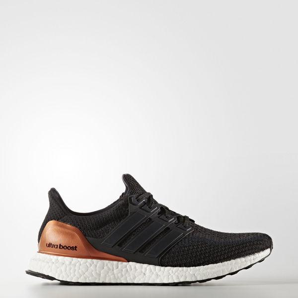 ac05cee602d Adidas Ultraboost LTD  BB4078  Men Running Shoes Black Metallic ...