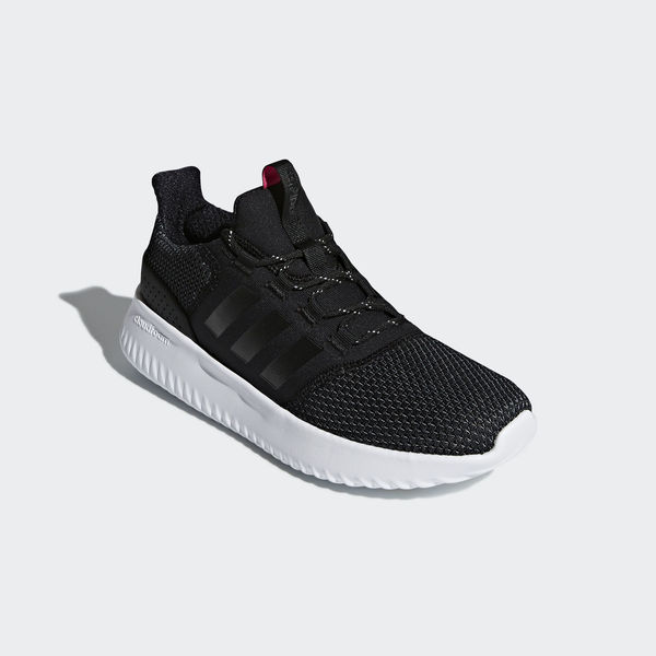 41ad41106fe Details about Adidas NEO Cloudfoam Ultimate [BB7310] Men Casual Shoes  Black/Grey