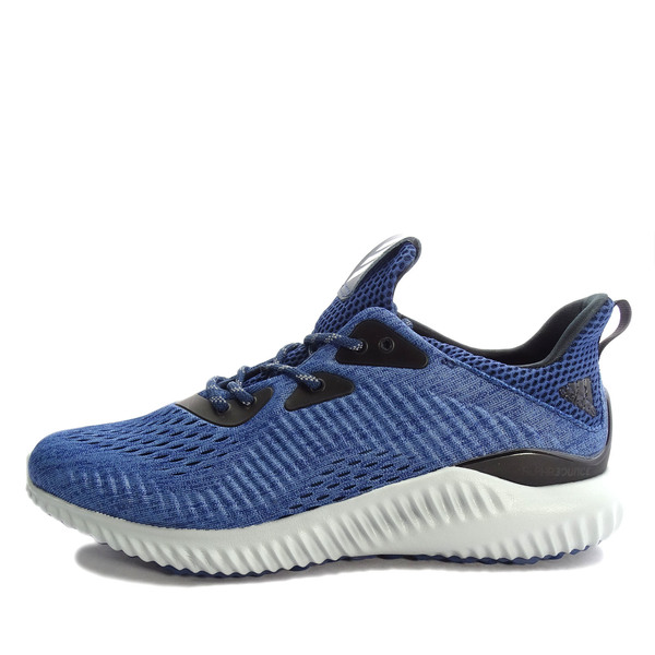 Adidas Alphabounce 1 M [BB9040] Men Running Shoes Blue/White