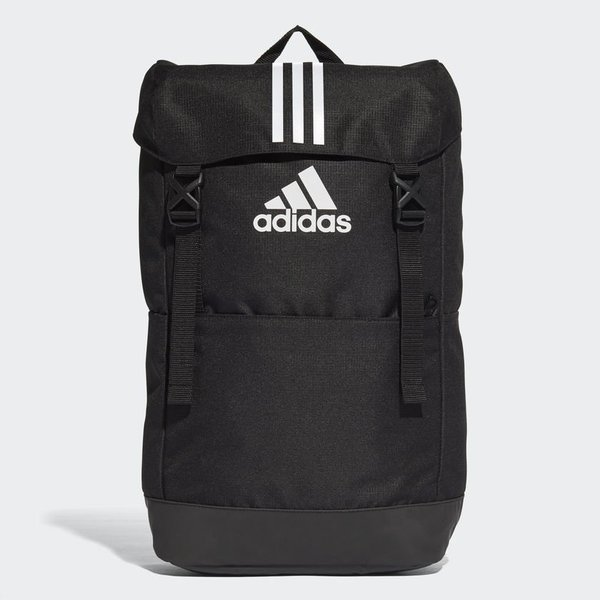 243d28d34881 Adidas 3-Stripes Backpack  CF3290  Black White