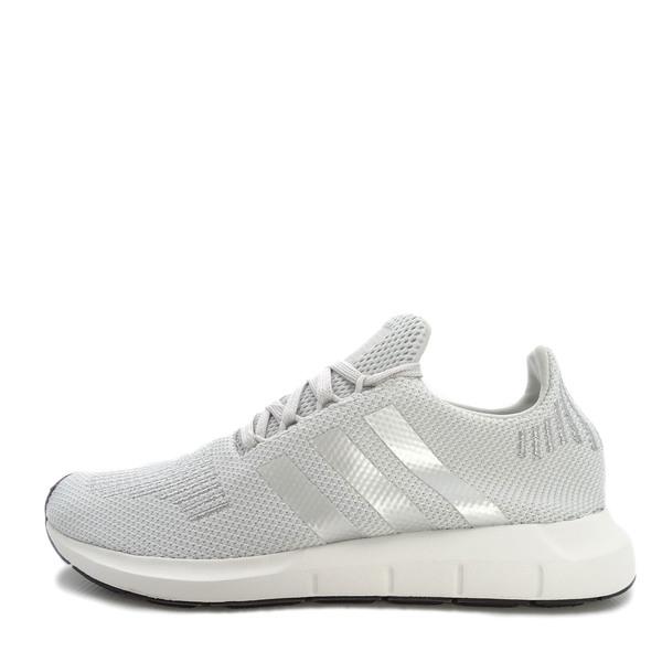 Adidas originali swift run w [cg4146] le donne scarpe casual grigio / argento