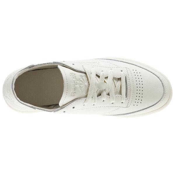a26845d3b14 Reebok Club C 85 DCN  CN0873  Women Casual Shoes Chalk White