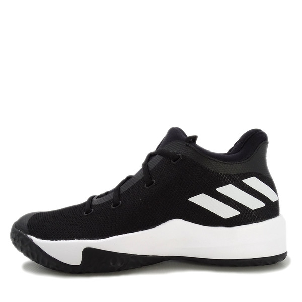 Details about Adidas Rise Up 2  CQ0559  Men Basketball Shoes Black White b7bc7e93d