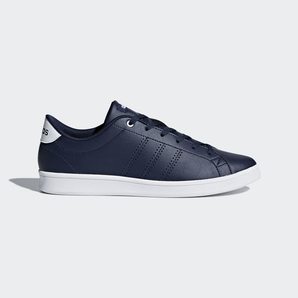 Details about Adidas NEO Advantage Clean QT [DB1372] Women Casual Shoes  Navy/White