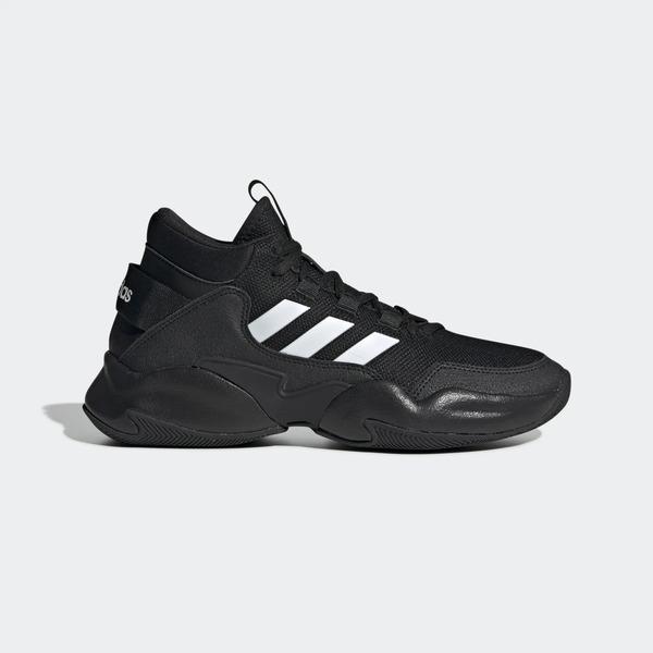 Men Basketball Shoes Black/White-Grey