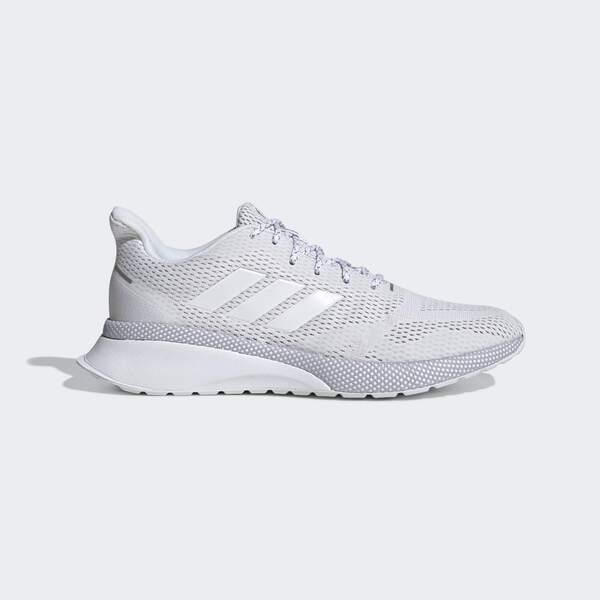 Details about Adidas Nova Run X [EE9928] Women Casual Shoes WhiteGrey