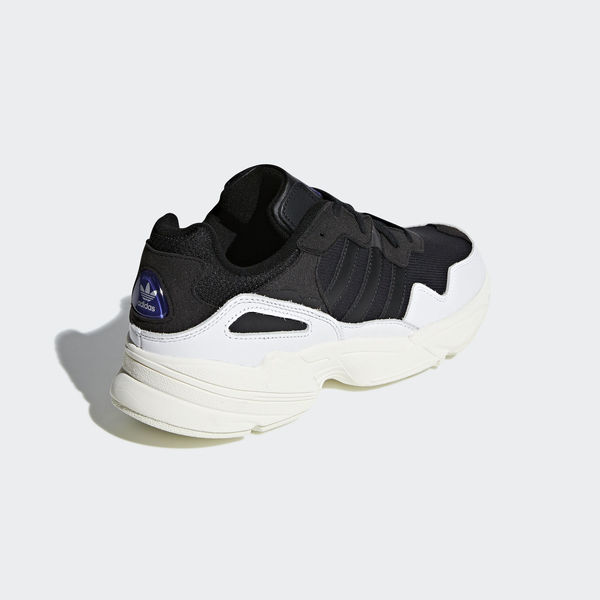 Adidas Originals Yung-96  F97177  Men Casual Shoes Black White   eBay 61fe7c11070